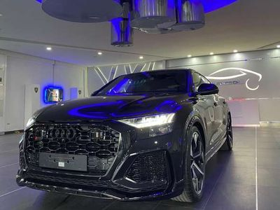 usata Audi RS Q8 NERO MYTHOS/CARBOCERAMIC/GANCIO TRAINO /FULL FULL!