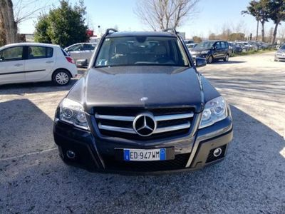 gebraucht Mercedes GLK220 CDI 4Matic BlueEFFICIENCY Chrome 37000KM UNICO PRO rif. 11107144