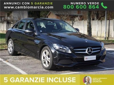 usata Mercedes C200 BlueTEC Automatic Exclusive