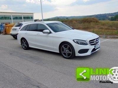 brugt Mercedes C220 ClasseD 4matic Automatic Premium,in perfette condizioni, immatricolata nel 2016.