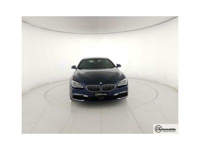 usata BMW 640 Serie 6 G.C. (F06) Serie 7 (G11/G12) Serie 8 G.C. (G16) Serie 7 (G11/G12) Serie 7 (G11/G12) Serie 3 (G20/21/80) Serie 6 G.C. (F06) d xDrive Gran Coupé Luxury - imm: 01/07/2017 - 77.088km