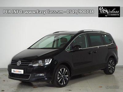 usata VW Sharan 2.0 TDI 150 CV IQ.DRIVE NAVI ACC GARANZIA ESTESA