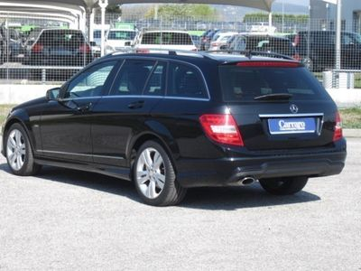usata Mercedes C220 Cdi avantgarde sw 204 f.l.