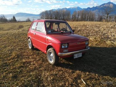 usata Fiat 126 - Anni 70