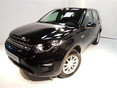 brugt Land Rover Discovery Sport 2.2 TD4 S del 2015 usata a Roma