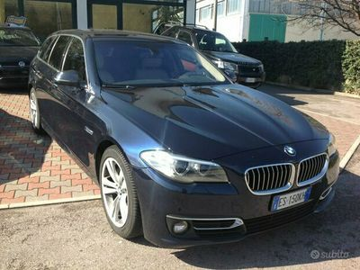 usata BMW 530 d xdrive touring luxury