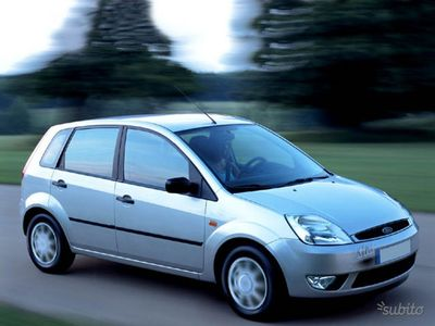 used Ford Fiesta 1.4 TDCi 5p. Collection