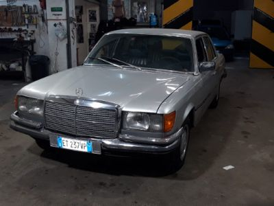 brugt Mercedes 280 SE W116 Automatica Asi