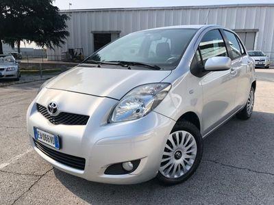 usata Toyota Yaris 1.4 D-4D DPF 5 porte Now Zugliano