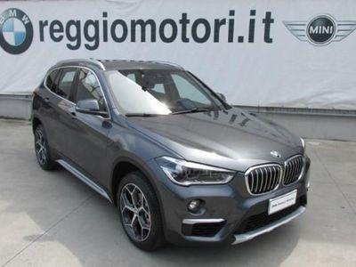 usata BMW X1 sDrive 16d xLine