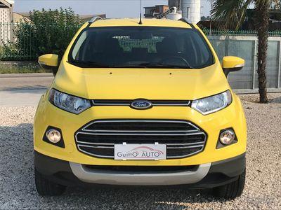 used Ford Ecosport 1.5 TDCI FINANZIABILE GARANZIA