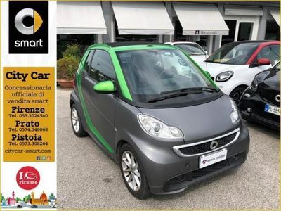 usata Smart ForTwo Electric Drive cabrio rif. 12579266