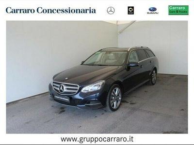 usata Mercedes E250 ESW 250 cdi Premium 4matic auto