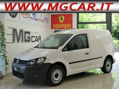 usata VW Caddy 2.0 Ecofuel 109 CV-METANO-CRUISE-PDC-GANCIO TRAINO rif. 11643965