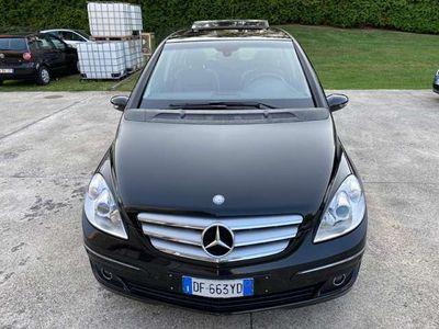 usata Mercedes B150 Sport (tetto apribile) ( interni in pelle) ( GARAN