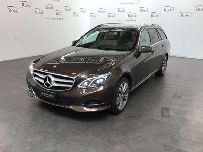 usata Mercedes 250 E SwCdi Premium 4mat U46336