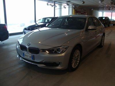 usata BMW 318 d Luxury Steptronic Nuovo Modello