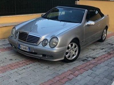 begagnad Mercedes CLK200 Kompressor cat Cabrio Avantgarde