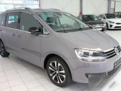 usata VW Sharan Iq.drive Klimaautomatik 7-sitzer Lm17 Ahk