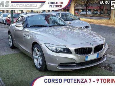 usata BMW Z4 sDrive23i Automatica Unicoproprietario