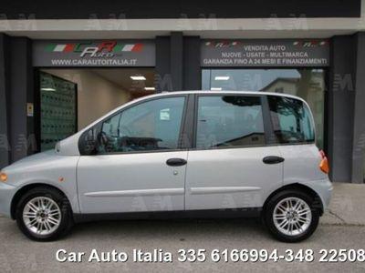 usado Fiat Multipla 1.9 JTD Tetto PANORAMA Clima CD/Mp