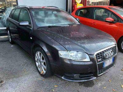 usata Audi A4 sw tdi 140 cv s-line