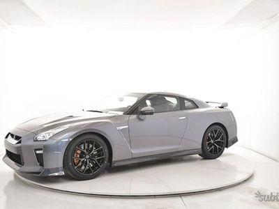 used Nissan GT-R 3.8 V6 Black NUOVA - PRONTA CON...
