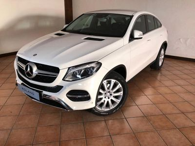 usata Mercedes GLE350 d 4Matic Coupé Exclusive Plus