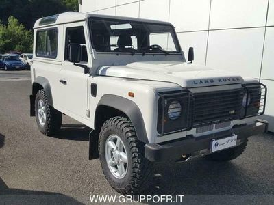 usata Land Rover Defender 90 2.4 TD4 Station Wagon S