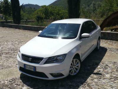 used Seat Toledo 1.6 TDI 105 CV CR Style Gommata-Tagliandata-Cd-