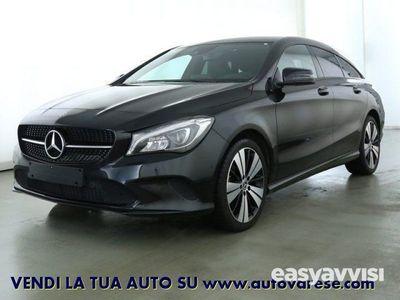 usata Mercedes CLA200 s.w. sb sport automatica benzina