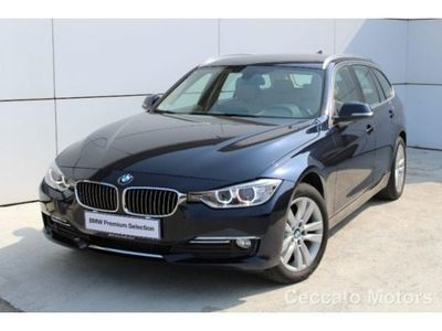 usata BMW 320 d xDrive Touring Luxury
