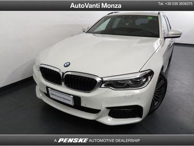używany BMW 525 d Touring Msport
