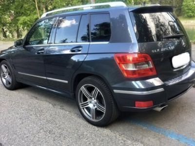 used Mercedes GLK220 CDI 4Matic BlueEFFICIENCY Sport usato