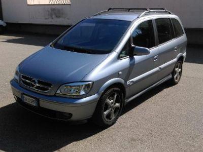 usata Opel Zafira 1.6 16V cat Eco M Fashion Line