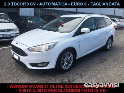 gebraucht Ford Focus 2.0 tdci 150 cv powershift sw business diesel