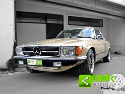 second-hand Mercedes 450 SLC 1974