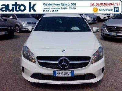 usata Mercedes A180 (W176) d Automatic Business