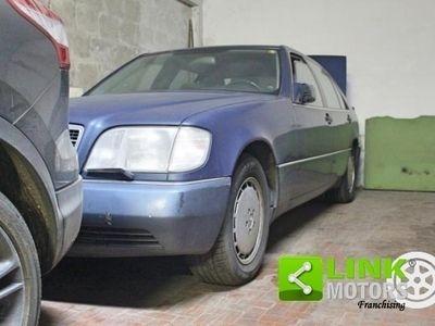 brugt Mercedes 600 ClasseSEL W140 Unicoproprietario