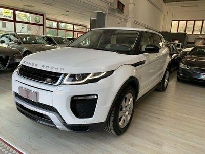 usata Land Rover Range Rover evoque -