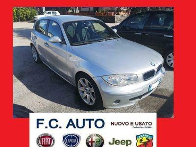 usata BMW 120 Serie 1 d 5p. Futura DPF