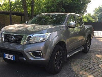 brugt Nissan Navara 2.3 dCi 190 CV 4WD Double Cab N-Connecta