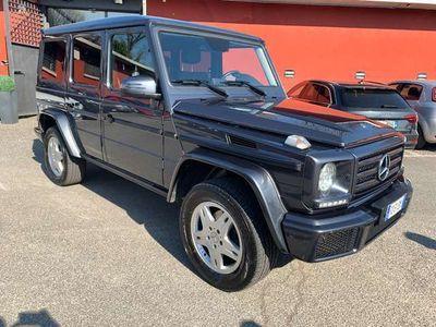 usata Mercedes G350 D SW Italiana Ufficiale - unico proprietario