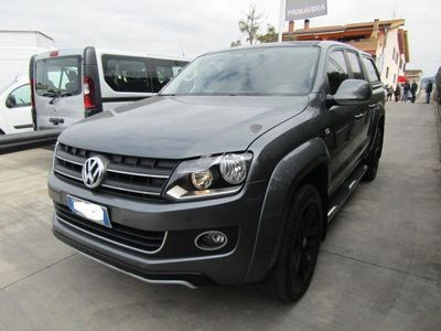 käytetty VW Amarok 2.0 BiTDI 180 CV 4MOTION High