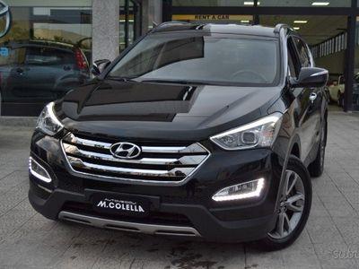 brugt Hyundai Santa Fe X-STYLE Navi/Xenon/Cruise 2.0 CRD
