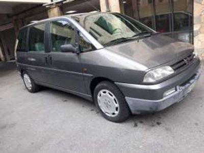 usata Peugeot 806 2.1 12V cat turbodiesel 7 posti