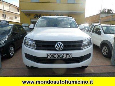 """usata VW Amarok 2.0 TDI 140 CV 4MOTION""""UNIPROPRIETARIO"""""""