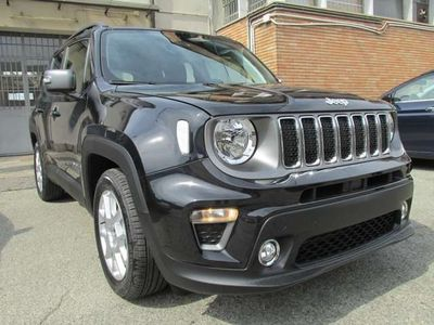 usata Jeep Renegade 1.3 T4 DDCT Limited nuovo