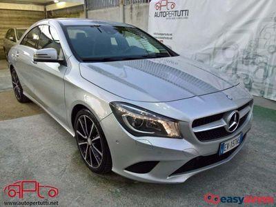 używany Mercedes CLA220 cdi automatic sport diesel