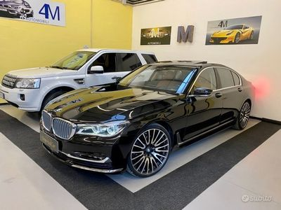 usata BMW 1M 740d X-Drive Full Optional 265CV- Garanzia